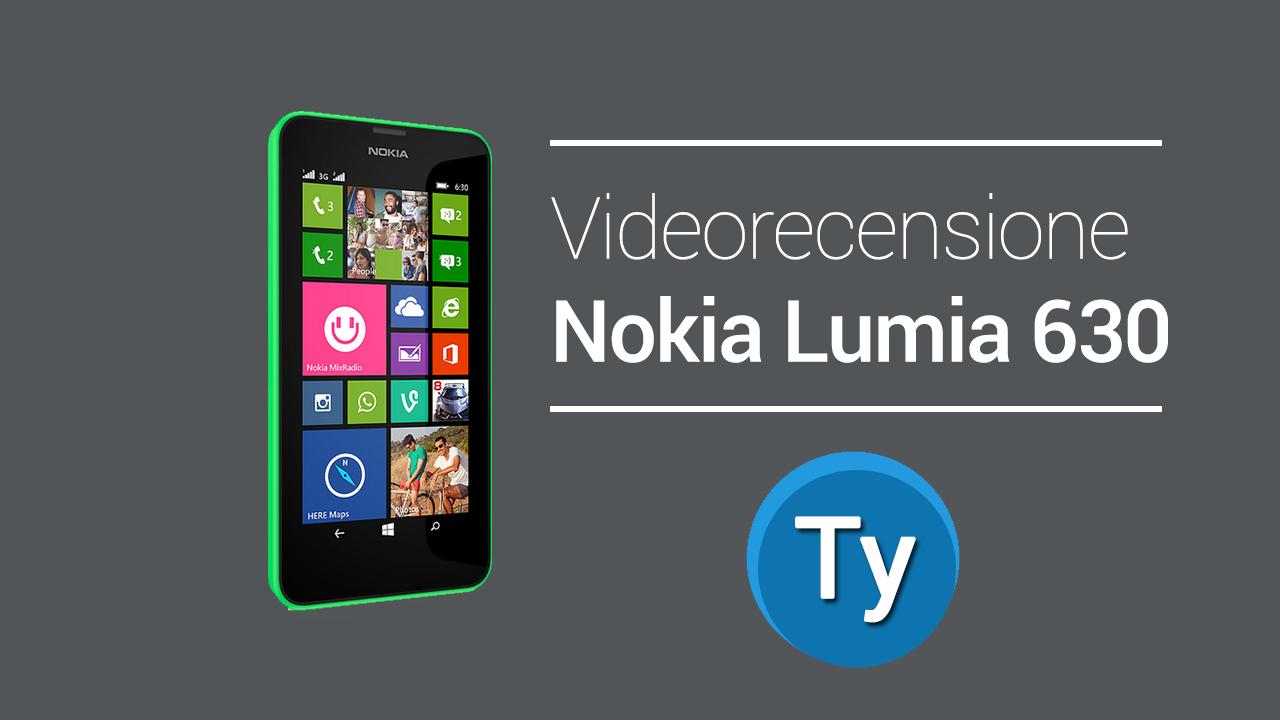 Recensione-Nokia-Lumia-630