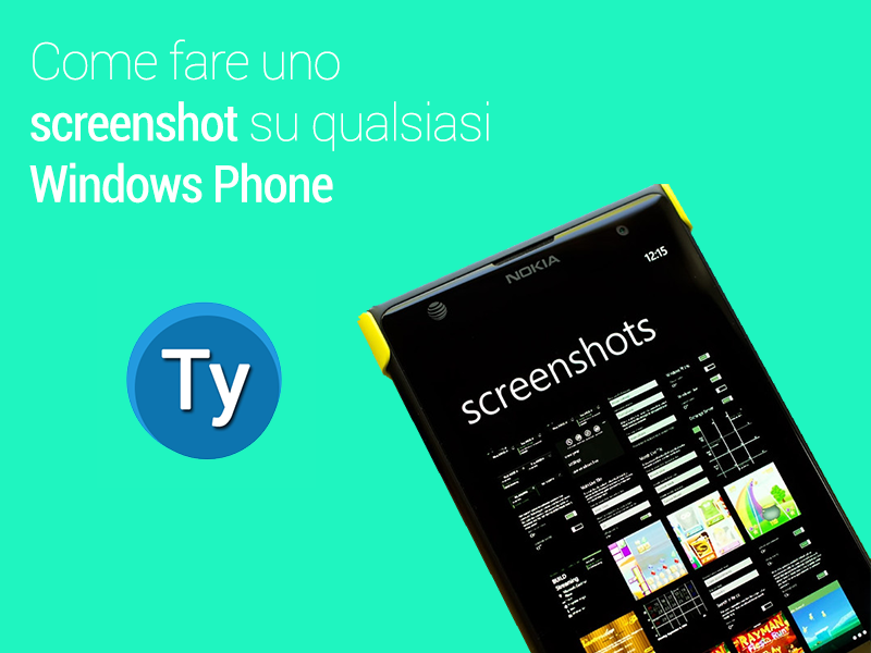 Screenshot Windows Phone