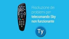 Telecomando-Sky-non-funziona