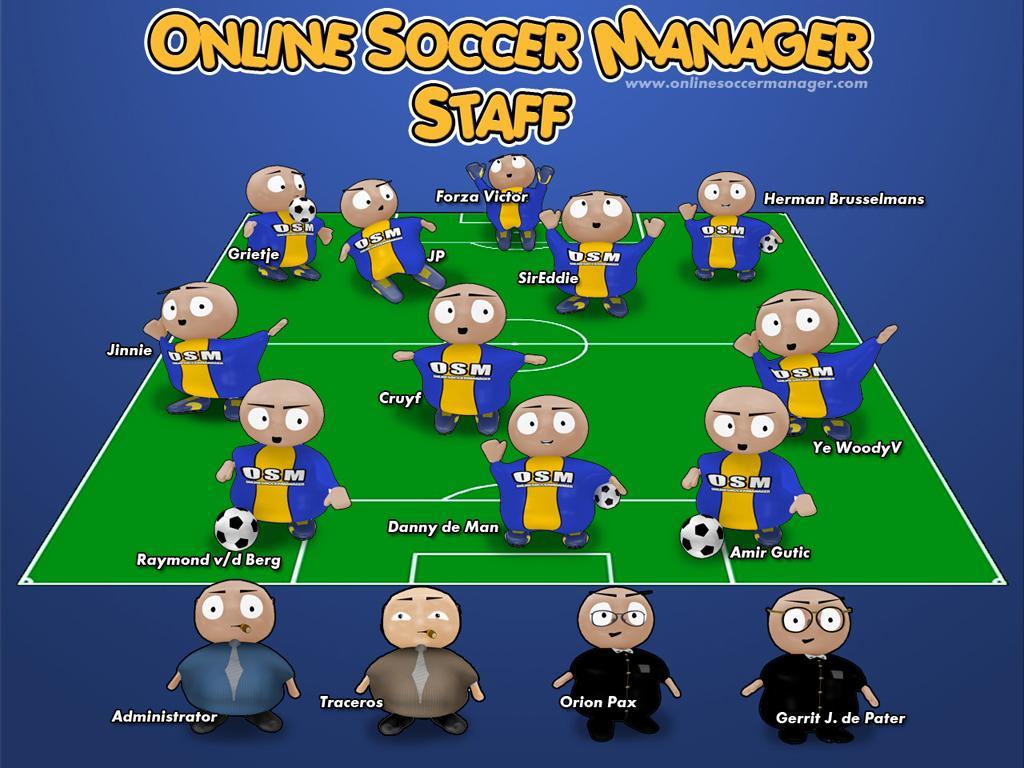 diventando un manager di calcio con i giochi