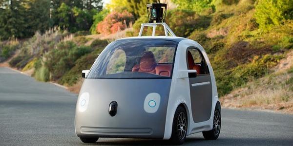 auto-senza-conducente-Google