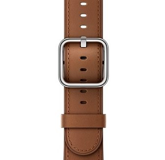 Cinturino in pelle Apple Watch