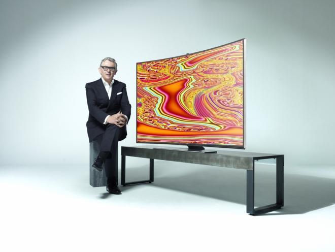 TV-UHD-Samsung-pieghevole