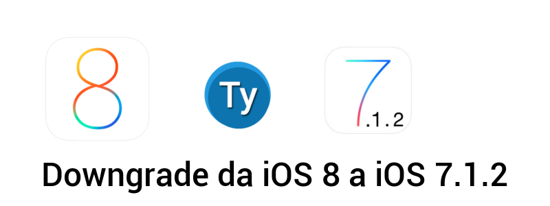 downgrade-iOS 8-iOS 7.1.2