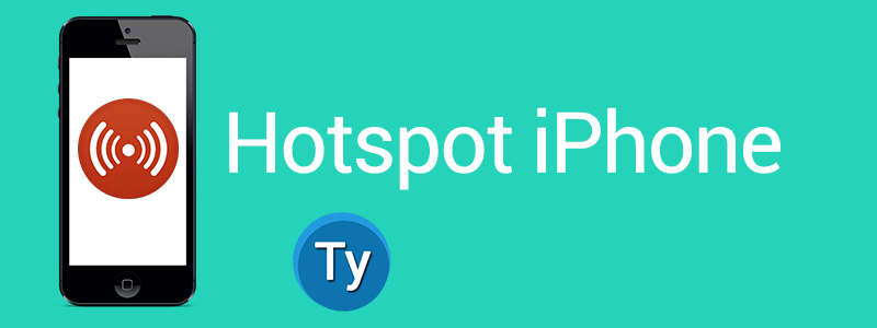 how to find hotspot on iphone 5