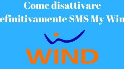 Disattivare My Wind