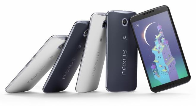 Nexus-6-colori