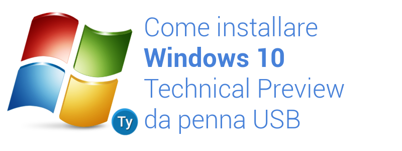 come-installare-windows-10-da-penna-usb