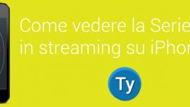 Partite Serie A in diretta streaming su iPhone come vederle?