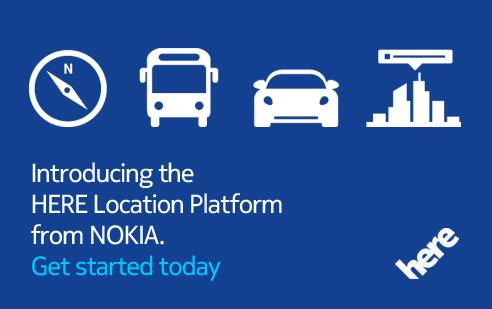 Here Maps Nokia