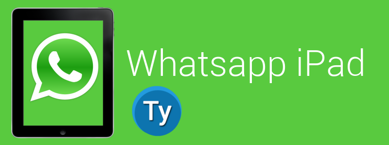 installazione whatsapp su ipad di apple