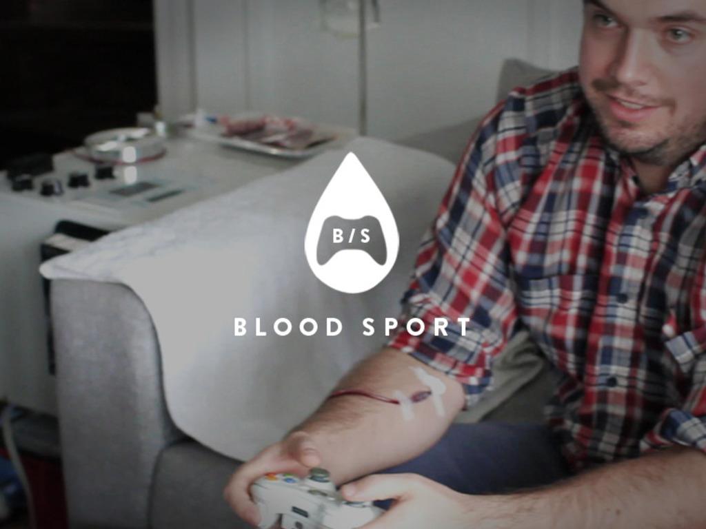 BloodSport-controller
