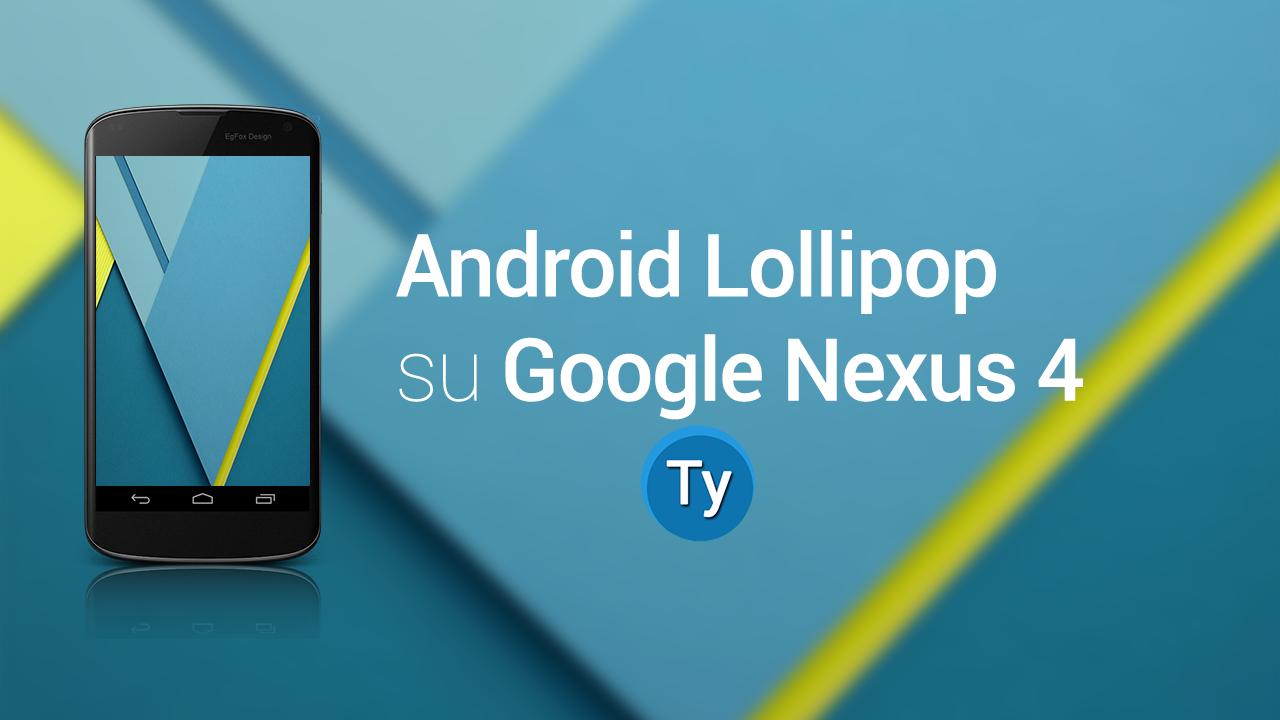 Nexus-4-Android-Lollipop
