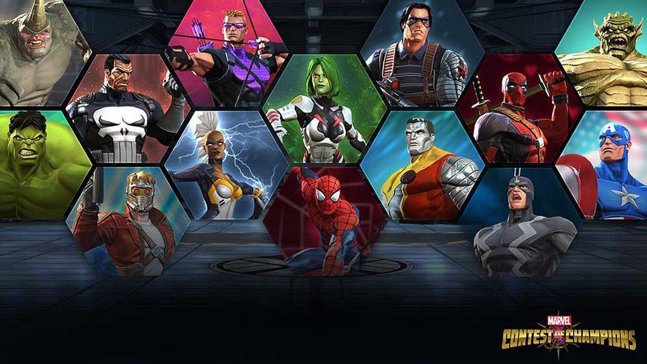 Marvel Sfida Dei Campioni: supereroi in arrivo su iPhone