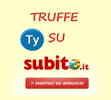 Truffe su Subito.it: quali sono le più usate