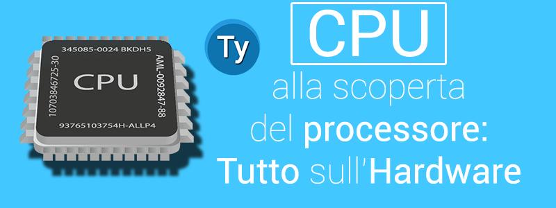 cpu processore hardware
