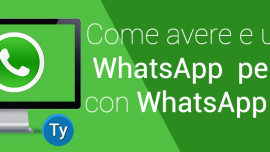 WhatsApp Web: come installare e configurare WhatsApp per PC