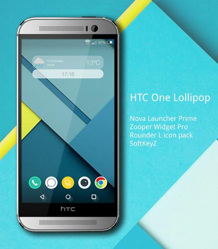htc one lollipop Italia