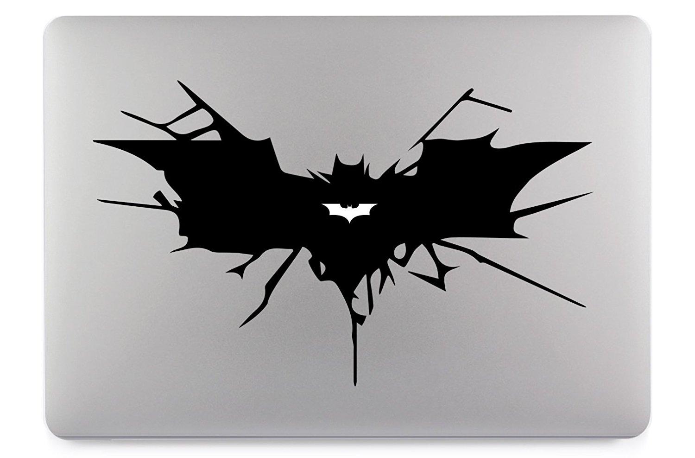 Adesivo Macbook Batman pipistrello