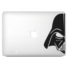 Adesivo Macbook Dart Fener