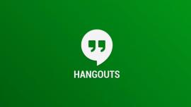 Hangouts 11 porta il supporto ai video messaggi