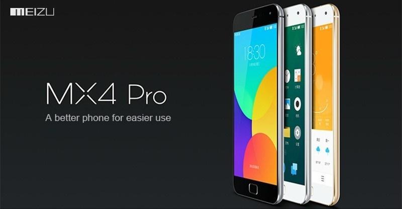 Meizu MX4 Pro si aggiorna