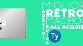 Migliori adesivi per il retro dei MacBook: guida all'acquisto