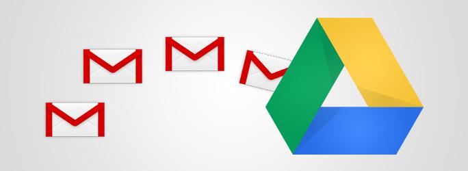 inviare file grandi dimensioni Gmail