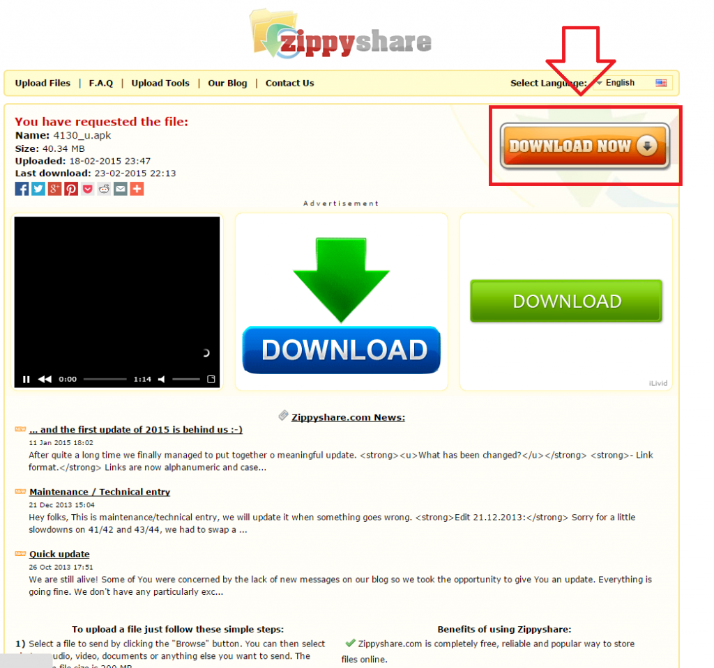 zippyshare download file desktop