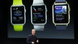 Apple Watch: ecco la lista delle prime app smartwatch