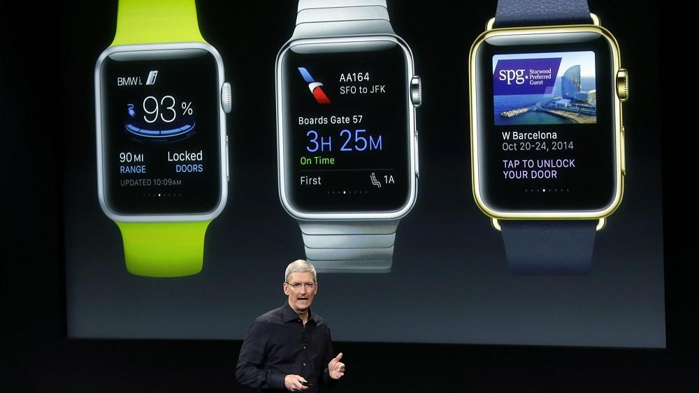 Apple watch lista app