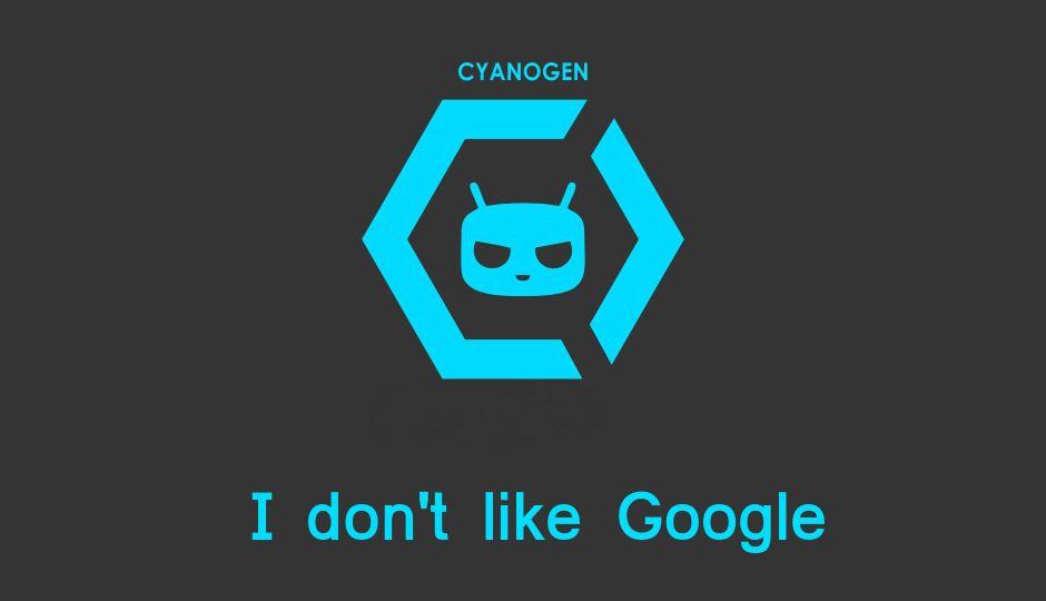 Cyanogen guerra Google