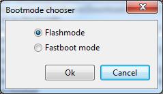 FlashTool Flashmode