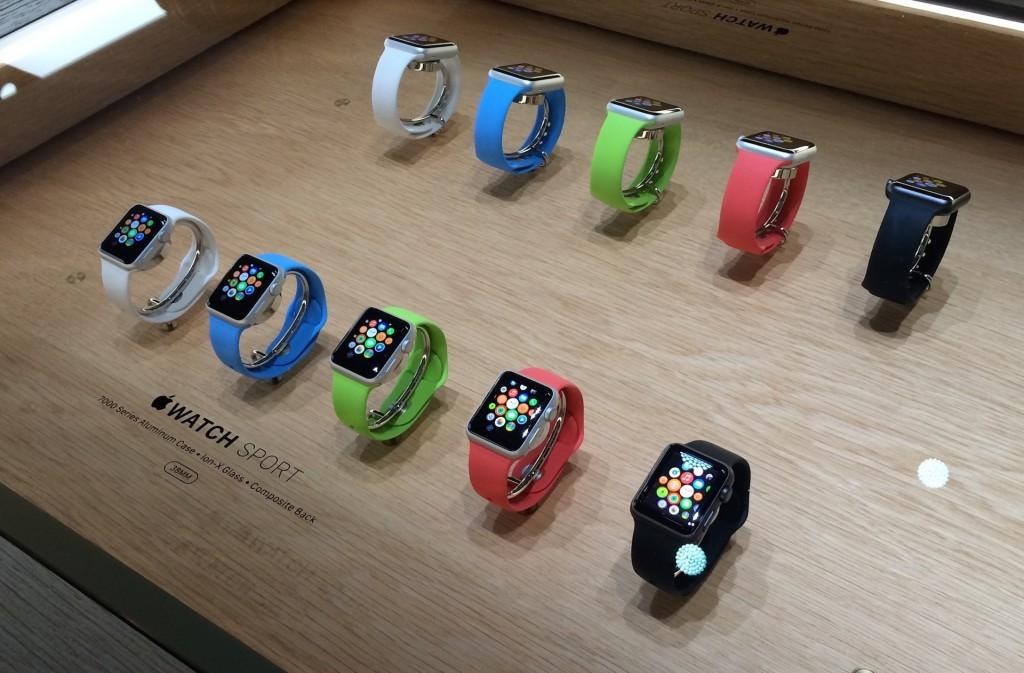 Apple Watch memoria interna