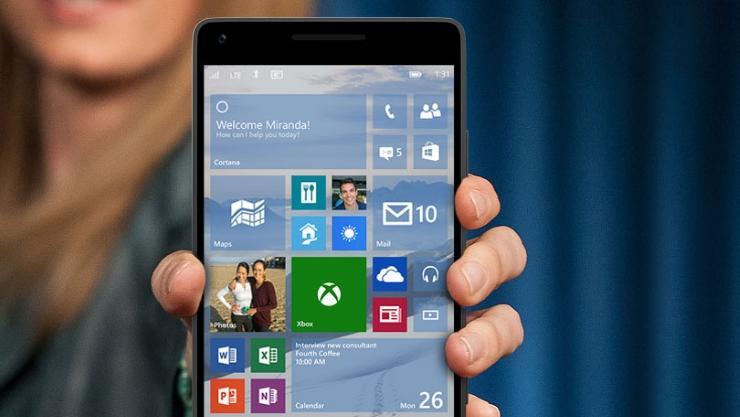 Installare Windows 10 Technical Preview windows Phone