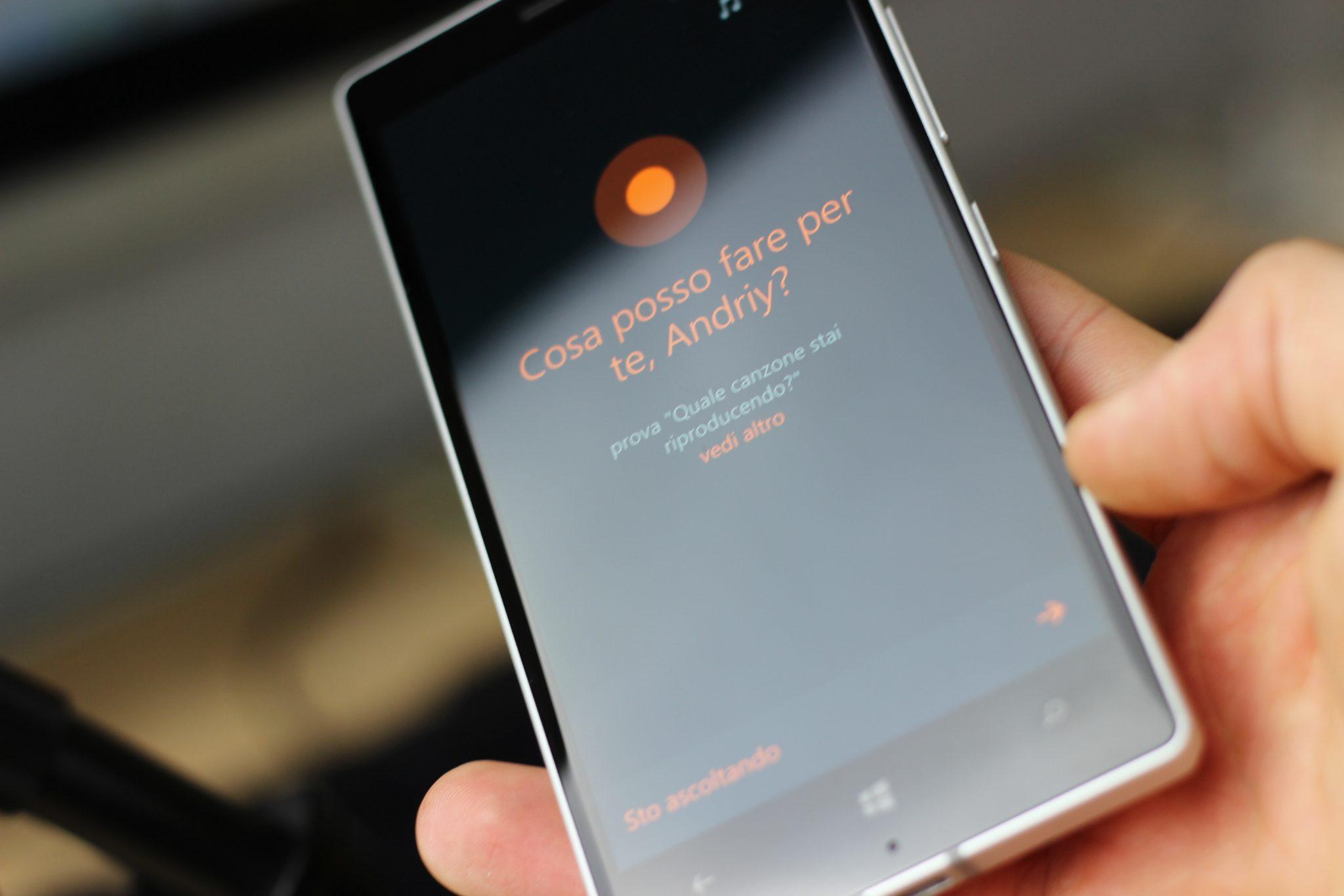 Lumia 930 design