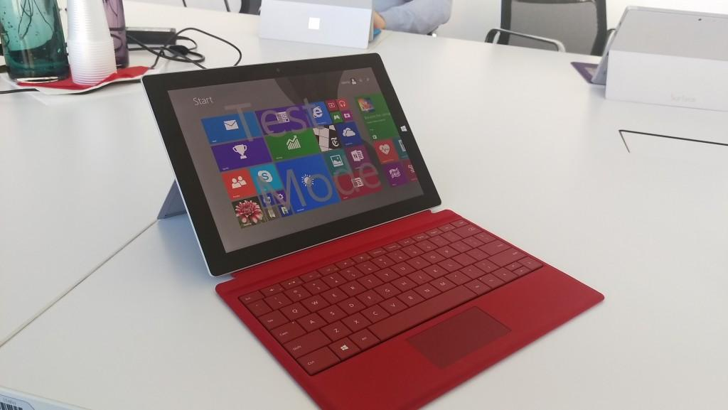 Microsoft Surface 3 Windows 8.1