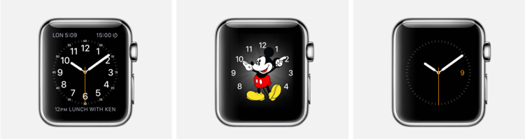 Schermi 2 Apple Watch