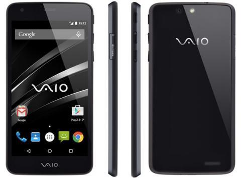 Sony smartphone Vaio