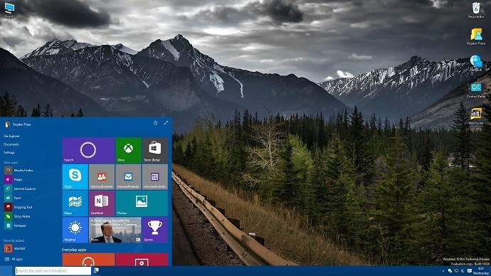 Windows 10: novità e guida all'installazione nuova build 10041