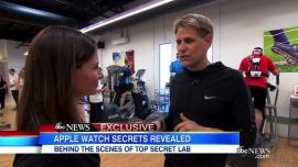 Apple apre le porte del suo laboratorio segreto di Apple Watch