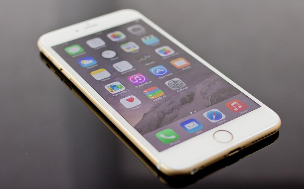 iOS 8.2 iPhone