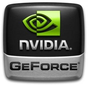 Logo scheda video Nvidia