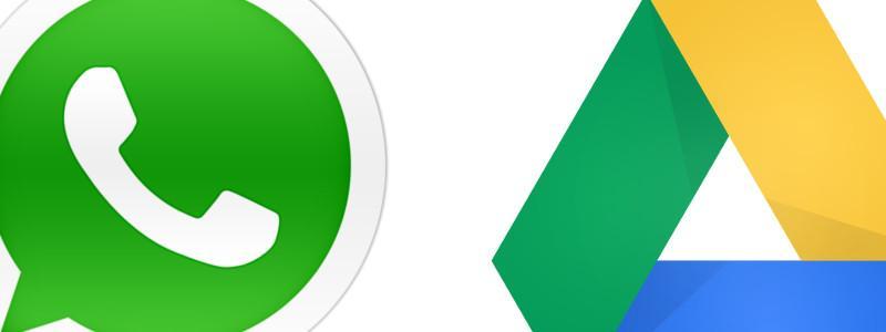 Sincronizzare conversazioni WhatsApp su Google Drive