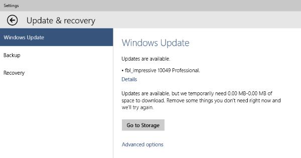 problemi Windows 10 aggiornamento