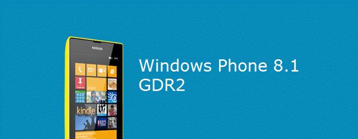 Installazione Windows Phone 8.1 Update 2 per Lumia