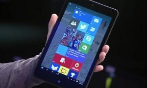 Windows 10 tablet continuum