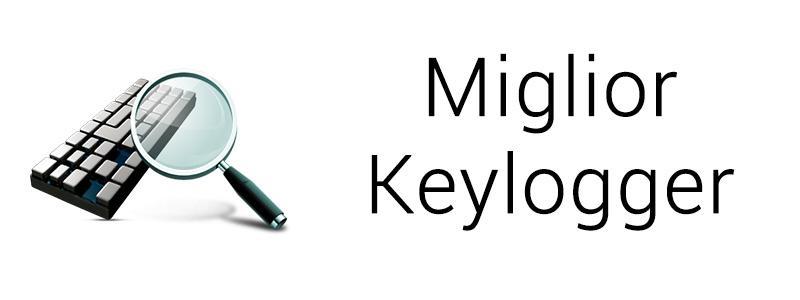 miglior keylogger