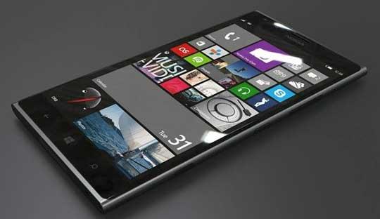 Microsoft Lumia 940 render
