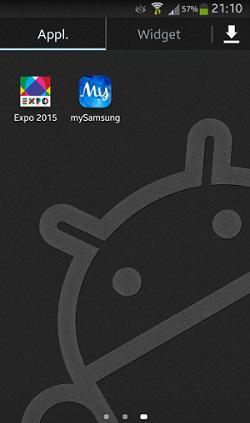 Galaxy S3 Expo 2015